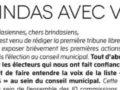 Tribune libre Janvier 2021