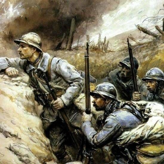 SOUVENIR ARMISTICE 11 NOVEMBRE 1918